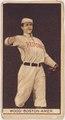Joe Wood, Boston Red Sox, baseball card portrait LCCN2008678023.tif