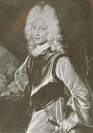 Faesch - Johann Rudolf Faesch (1680–1762), Burgomaster of Basel