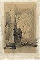 Johannes Bosboom - Gezicht op het oxaal van de Sint-Janskathedraal te 's-Hertogenbosch.jpg
