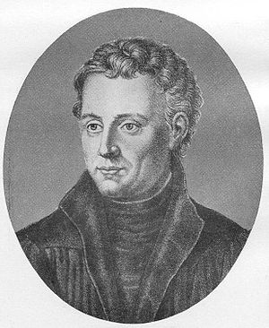 Obscurantism - Anti-obscurantist: The humanist scholar Johannes Reuchlin (1455–1522) actively opposed religious obscurantism.