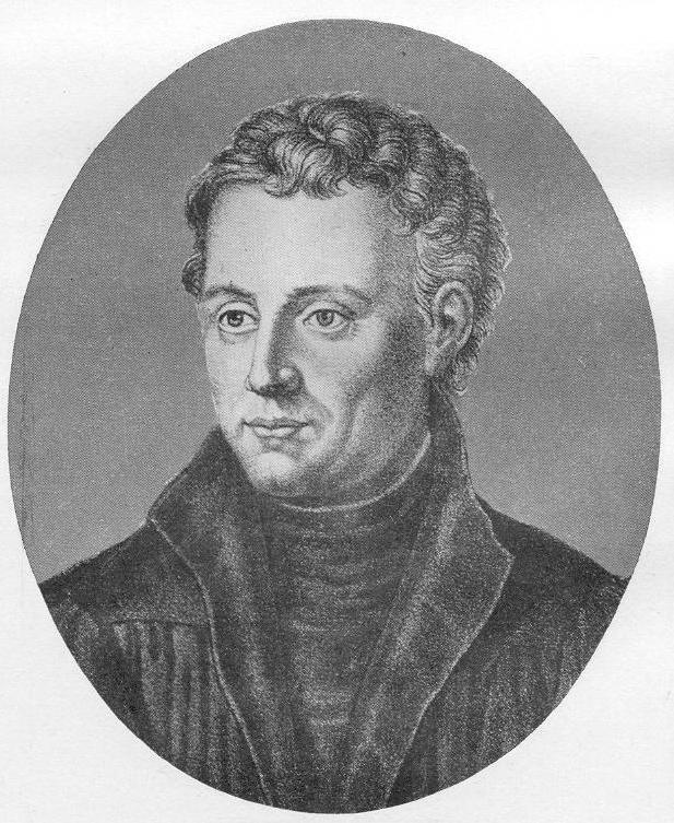 Johannes Reuchlin - Imagines philologorum