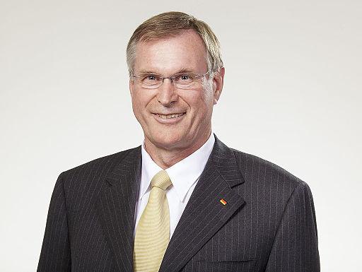 Johannes Singhammer 2012