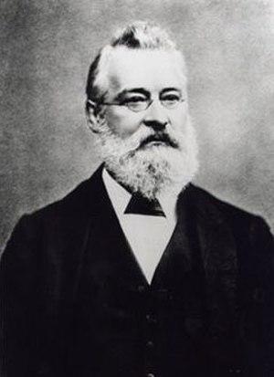 John Newlands (chemist) - Image: John Alexander Reina Newlands
