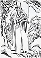 John Austen The infernal marriage by Benjamin Disraeli 1929.jpg