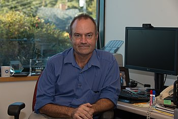 John Canny in his office at UC Berkeley.jpg