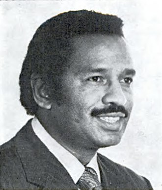John Conyers - Conyers' official portrait in the 93rd Congress, 1973