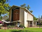 John Flynn Memorial Church, Alice Springs, 2015.JPG