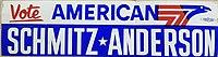 John G. Schmitz 1972 bumper sticker.jpg