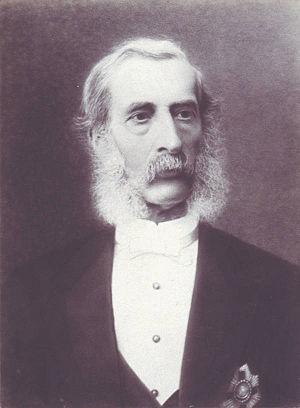 John Henry Lefroy - Sir John Henry Lefroy, ca. 1880