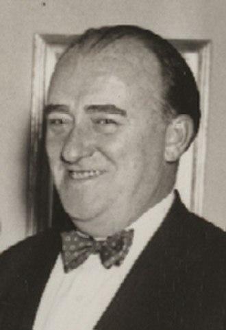 John J. O'Connor (politician) - Image: John J O'Connor