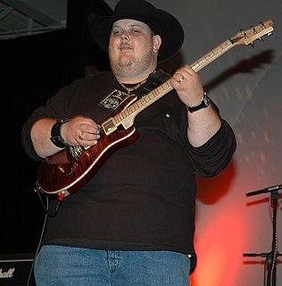 Johnny Hiland American musician