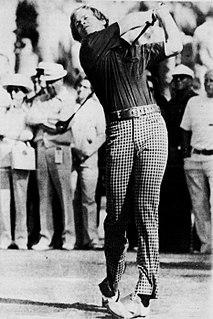 Johnny Miller American golfer