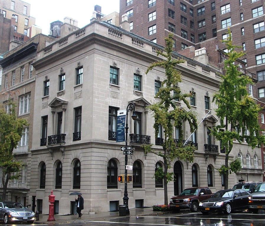 File jonathan buckley house swedish consulate 600 park for Buckley house