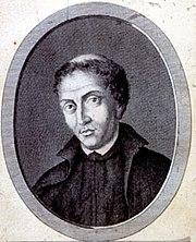 José de Anchieta em gravura de 1807