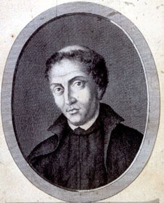 Joseph of Anchieta - Anchieta in an 1807 engraving.