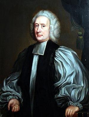 Joseph Butler - Image: Joseph Butler, Bp of Bristol