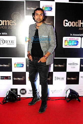 Jubin Nautiyal - Jubin Nautiyal at the Good Homes Awards in 2015.