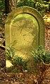 Juedischer Friedhof Westerkappeln Grabstein Levi van Esso 01.JPG
