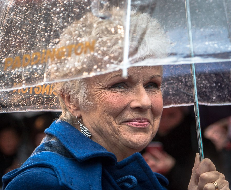Julie Walters at the Paddington Premiere