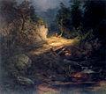 Julius Lange - Waldlandschaft.jpg