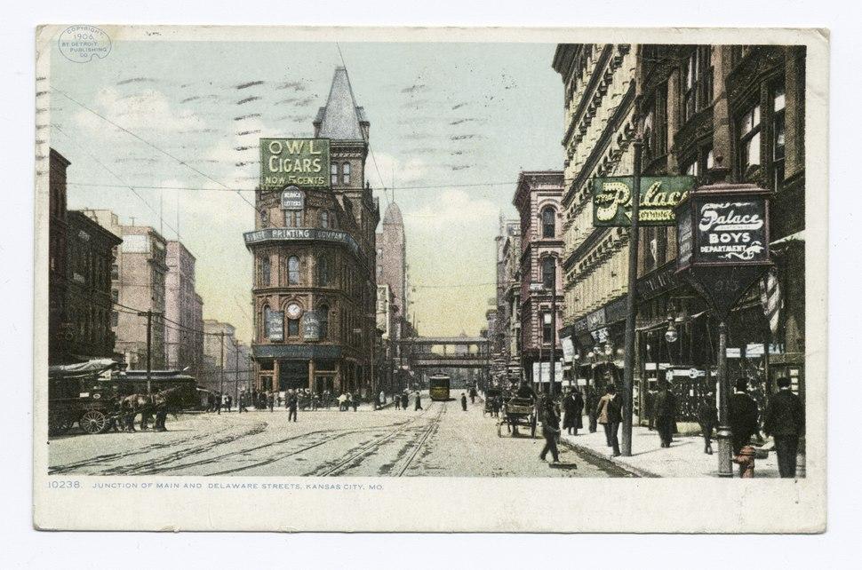 Junction of Main and Delaware Streets, Kansas City, Mo (NYPL b12647398-68704).tiff