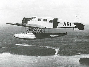 Junkers W 34 - Canadian Airways CF-ARI