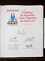 Kölner Dreigestirn - Vertragsunterzeichnung Sessionsvertrag und Rathausempfang 2014-1656.jpg