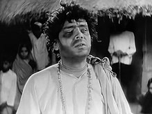 K.C. Dey in Devdas (hindi version) (1935).jpg
