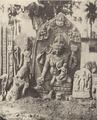 KITLV 88134 - Unknown - Hindu sculptures at Rajaona in British India - 1897.tif