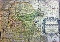 Kaart van Limburg en Landen van Overmaas, Atlas Major, R en J Ottens (Amsterdam, ca 1740), historische collectie Streekmuseum Het Land van Valkenburg, Limburg.jpg