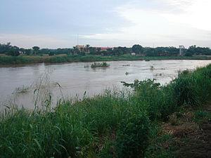 Kaduna - Kaduna river  promote the economy of the town.