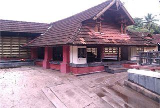 Kalarcode village in Kerala, India