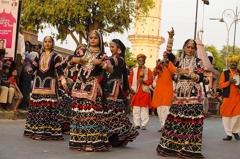 Kalbelia Dance Performance