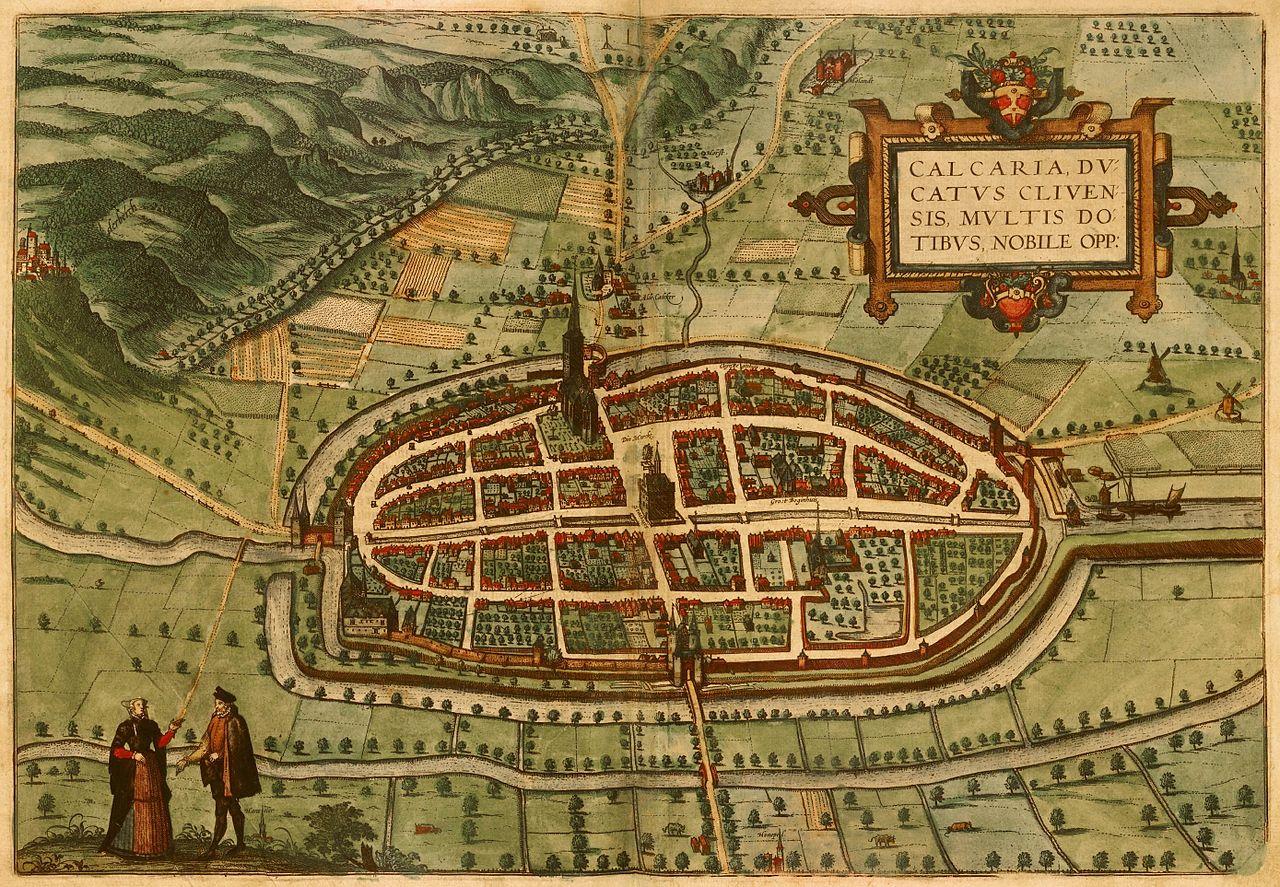 Kalkar Braun Hogenberg 1575.jpg