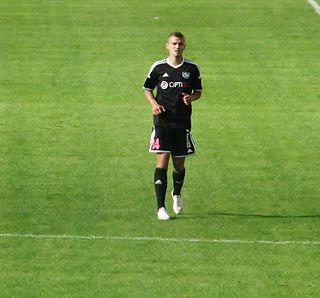 Ken Kallaste Estonian footballer