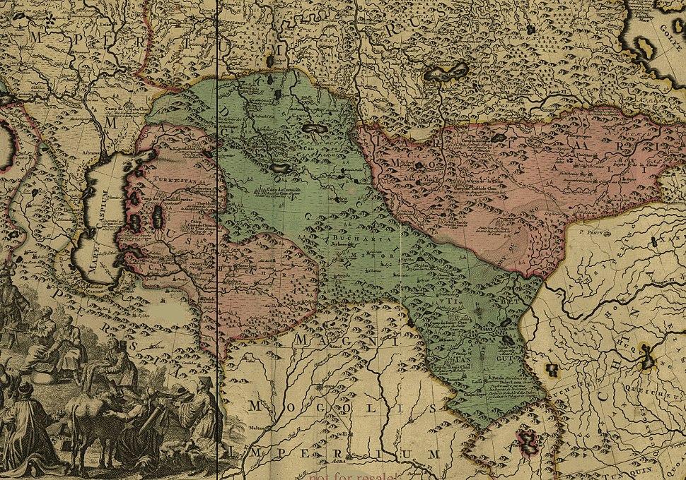Kalmykia 1720