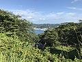 Kammon Strait from Hinoyama Park 1.jpg