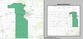 Kansass 2nd congressional district