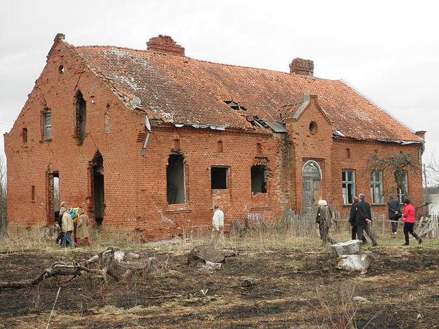 Дом пастора в Юдшене (Веселовке)