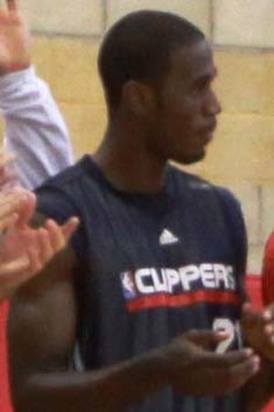 Kareem Rush - Rush with the Clippers in October 2009
