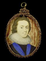 Karel Stuart (1600-49), prins van Wales. De latere koning Karel I van Engeland