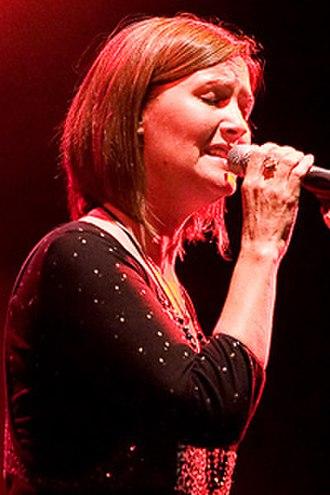 Capercaillie (band) - Image: Karen Matheson 2007
