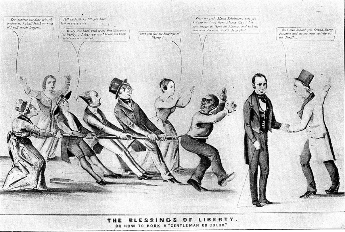 Освобождение от рабства негров
