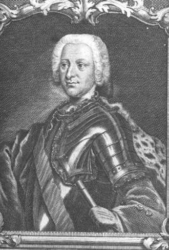 Károly József Batthyány - Karl Josef Batthyány