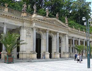 Karlovy Vary colonnade 1.