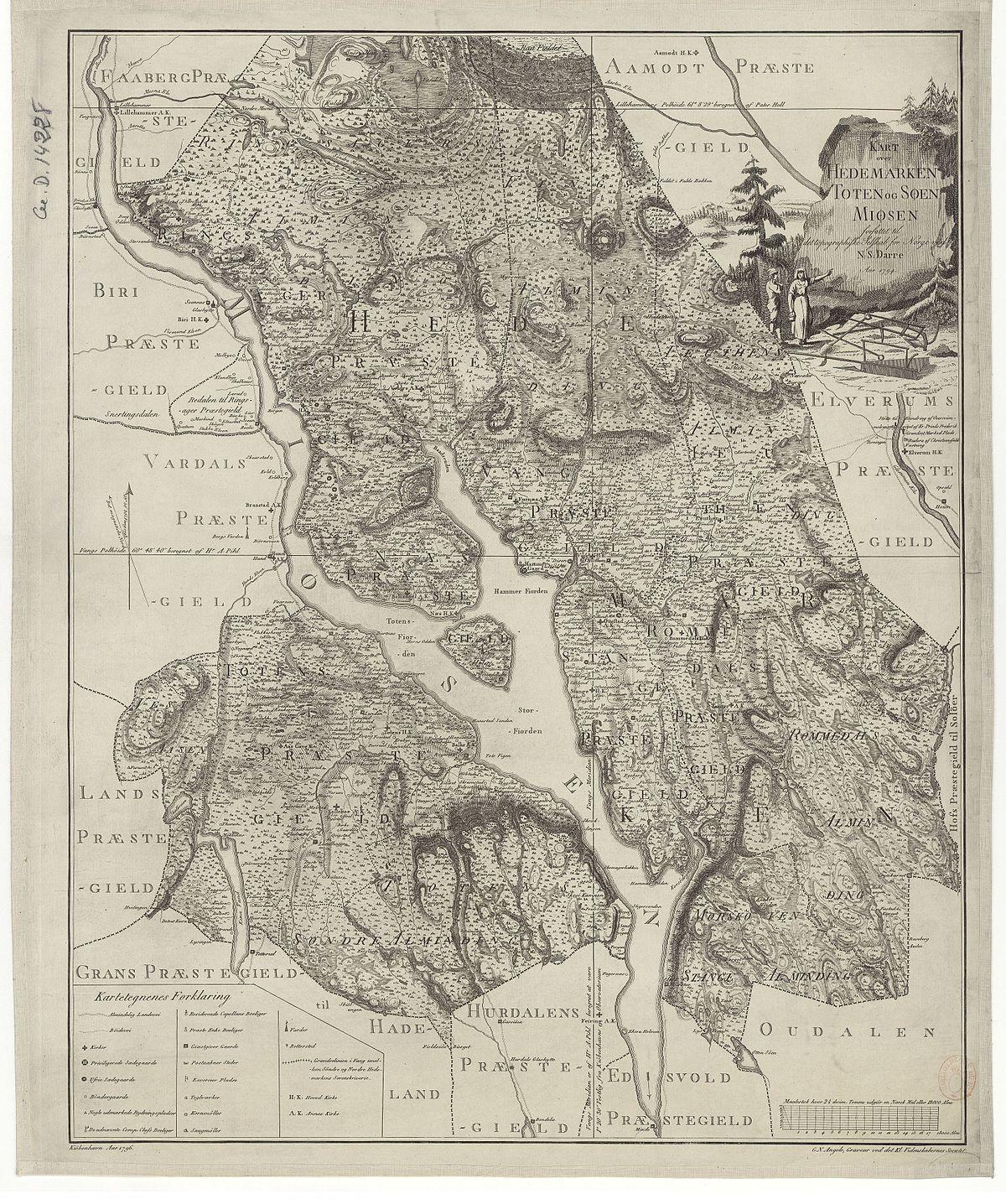 kart toten Niels Stockfleth Darre – Wikipedia