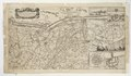 Karta över del av nordvästra Frankrike vid Nordsjökusten (dåvarande Sydflandern). Från 1640-talet - Skoklosters slott - 98003.tif