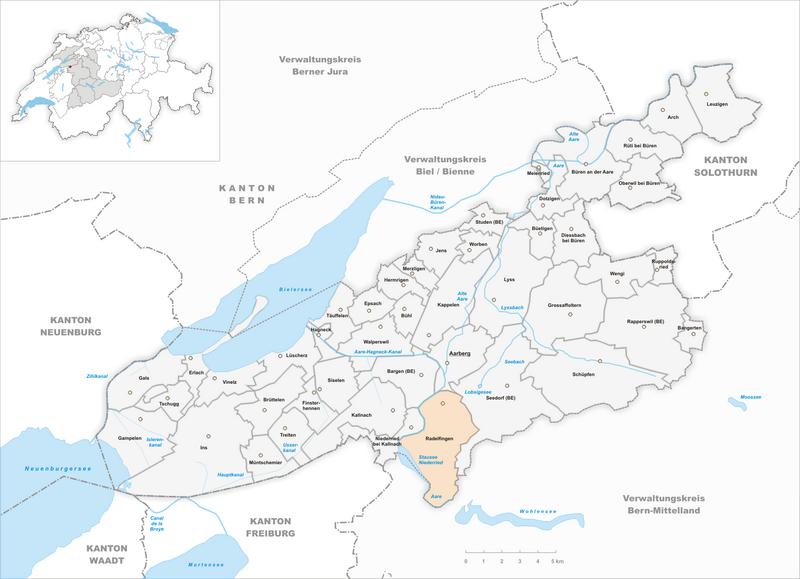File:Karte Gemeinde Radelfingen 2011.png