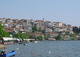 Kastoria and Lake Orestiada.