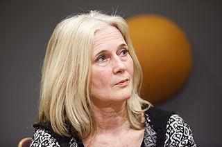 Katarina Frostenson Swedish poet, member of the Swedish Academy